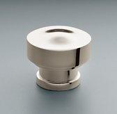 Grafton knob in polished nickel
