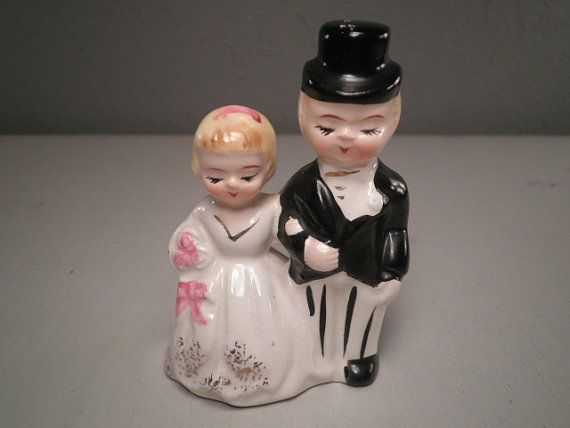 bride and groom figurines for wedding cakes 1000 images about vintage wedding figurines on 12121