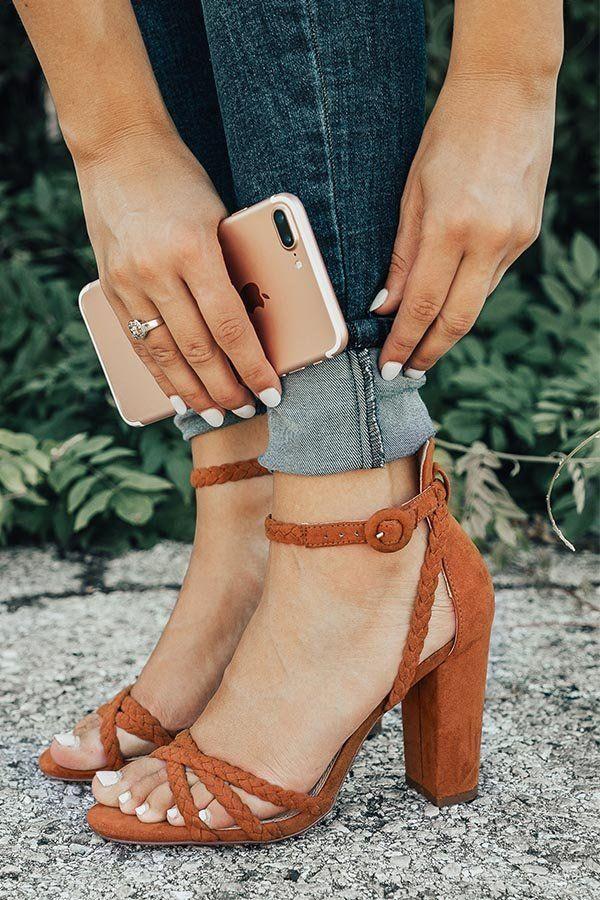 a3ecef761c7f The Juliet Heel-$39 | Shoe Style