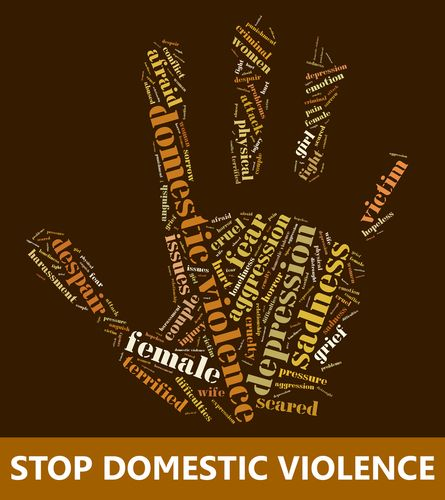 domestic violence relationship fanfic