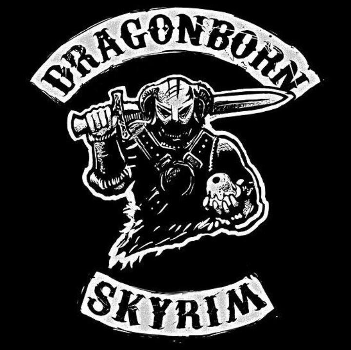 Skyrim+Sons of Anarchy