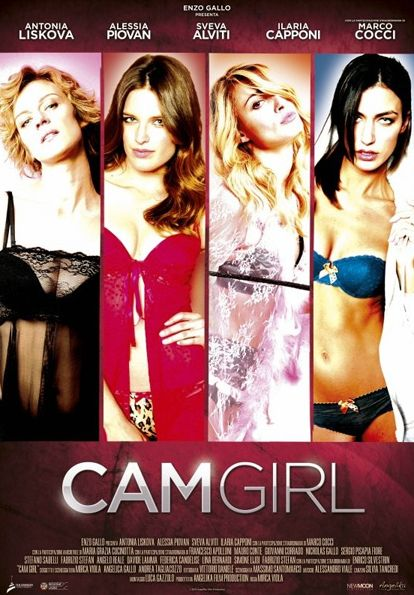 Cam Girl #dvd & #bluray by #DVDlab  distributed by @Kmedia2     #film #bd