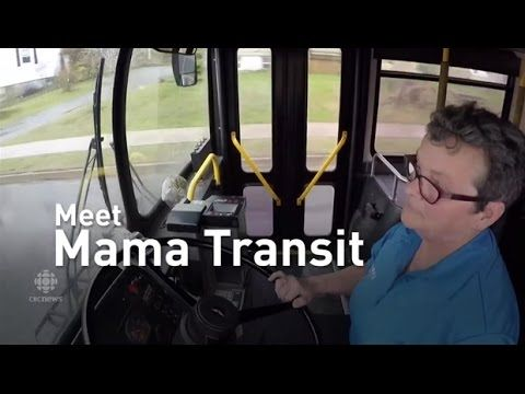 One of Halifax's first female bus drivers has a few tales to tell after ...