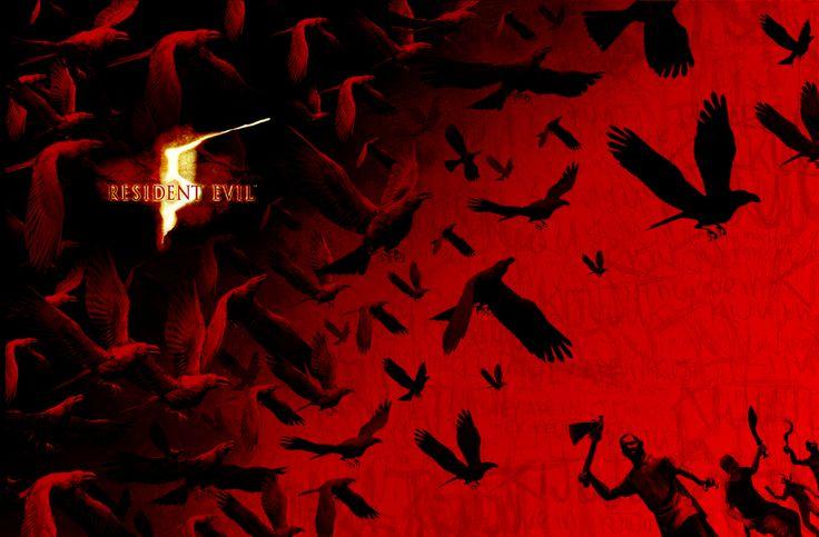 Video Game Resident Evil  Wallpaper
