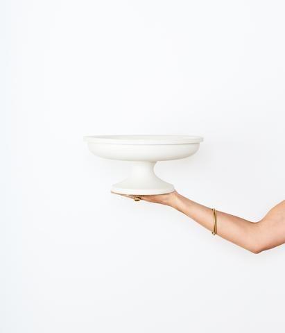 Porcelain Fruit Stand