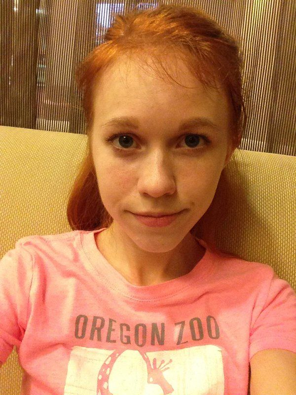 Little Redhead Porn
