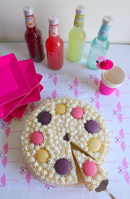La Tavola Allegra: HAPPY BIRTHDAY BLOG! Un Flamingos Party per Festeggiare 4 Anni Insieme