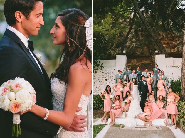 Wedding-in-Messinia-Greece  - a Wedding In Messinia by Stella & Moscha -Photography: Thanos Asfis
