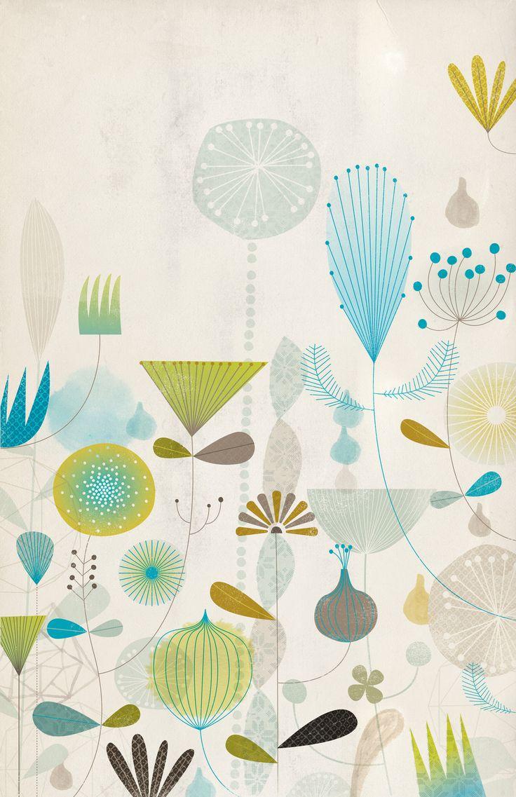 DANTE TERZIGNI — Funky Floral