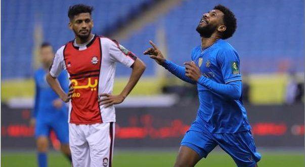النصر يطيح بالرائد بثنائية ويتأهل إلى ربع نهائي كأس الملك صور وفيديو Sports Jersey Jersey Sports