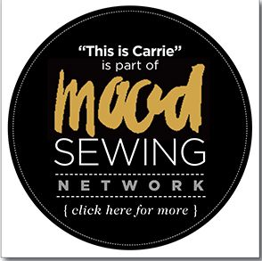 Mood Sewing Network - listing of fun NYC fabric stores in garment district. MAJOR stopping point after I explore the city for inspiration.