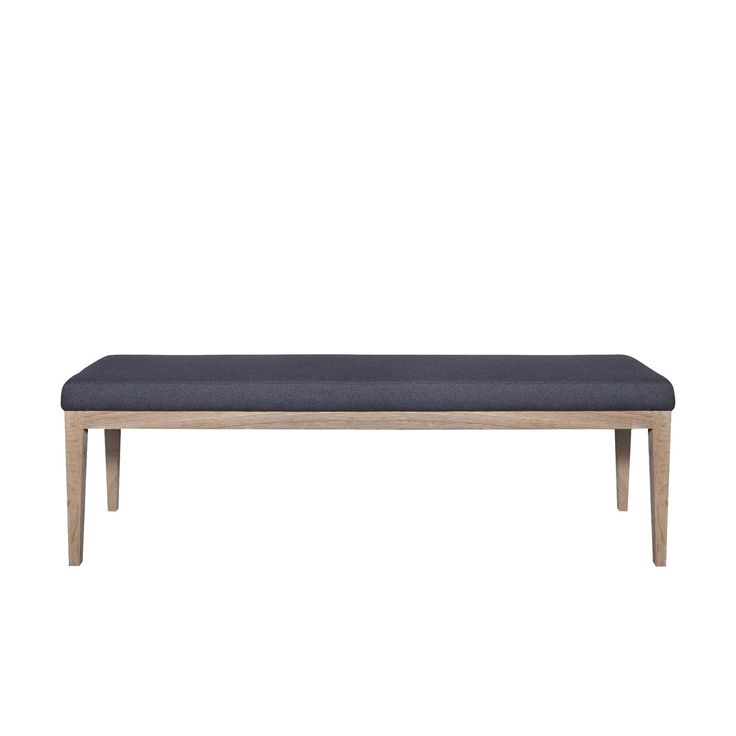 Coffee Table Legs Cape Town: Patchwork Coal Upholstered Top On Solid Sealed Oak Frame