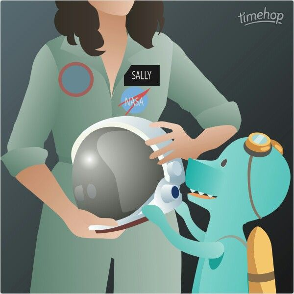 (1982) 33 years ago, Sally Ride becomes the first female astronaut. 4-19-15