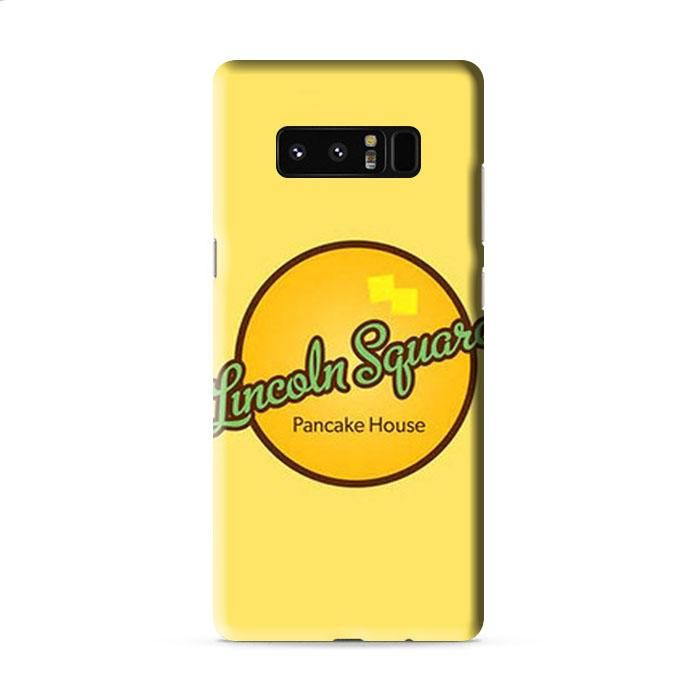 LINCOLN SQUARE PANCAKE HOUSE Samsung Galaxy Note 8 3D Case Caseperson