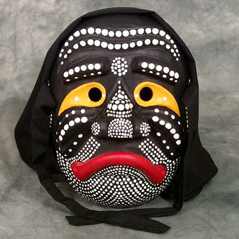 Korean Mask | No-jang Mask