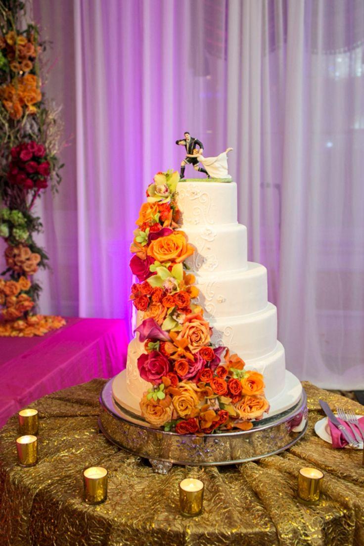 Indo Italian Jewish Wedding At The Garden City Hotel Long Island New York USA