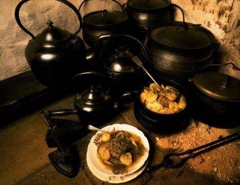 Ирландское рагу из баранины с картофелем и розмарином