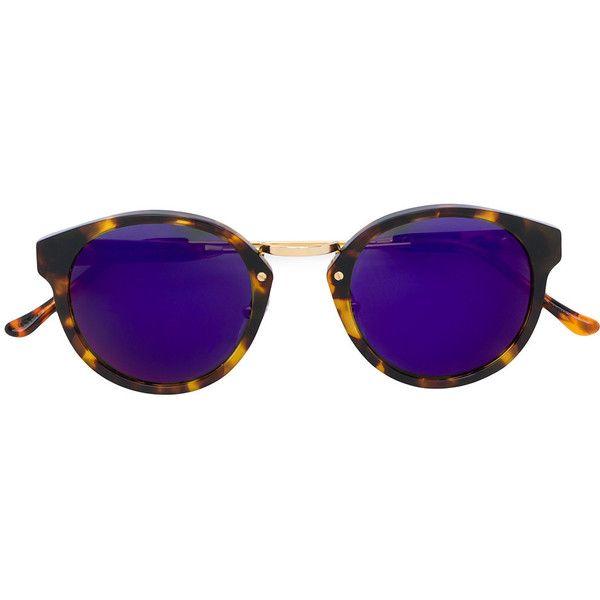 Retrosuperfuture Panama sunglasses (1.295 BRL) ❤ liked on Polyvore featuring accessories, eyewear, sunglasses, black, retrosuperfuture glasses, unisex glasses, retrosuperfuture, retrosuperfuture sunglasses and unisex sunglasses