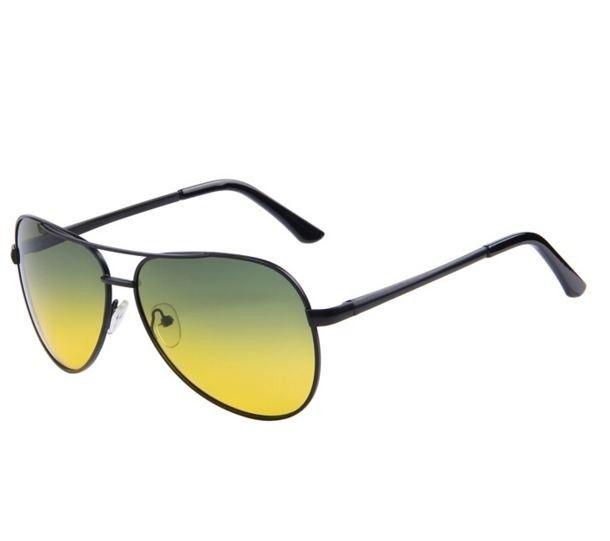 Pánské polarizované černé pilotky letecké sluneční brýle Na tento produkt se vztahuje nejen zajímavá sleva, ale také poštovné zdarma! Využij této výhodné nabídky a ušetři na poštovném, stejně jako to udělalo již velké množství spokojených …