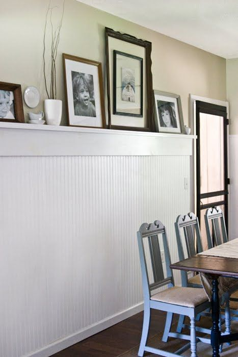 10 Rooms Featuring Beadboard Paneling: 17 Best Images About Beadboard On Pinterest