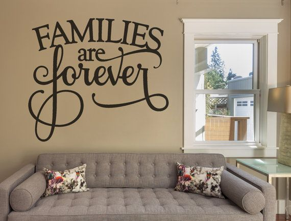 Best CRICUT FAMILY Images On Pinterest Silhouette Vinyl - How to make vinyl wall decals with cricut