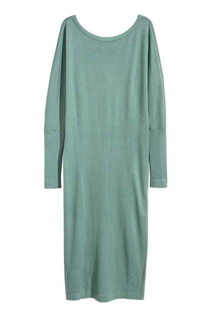 Sukienka do połowy łydki | H&M