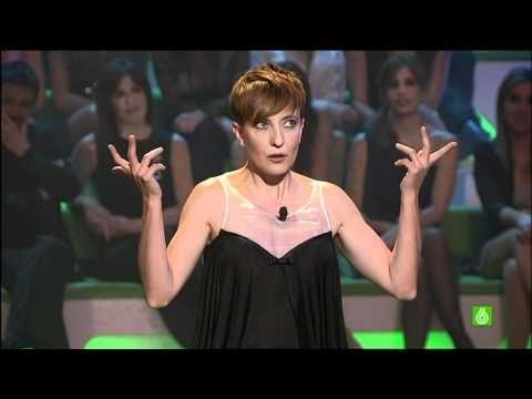 Eva Hache en El Especial Club de la Comedia [27/03/11]
