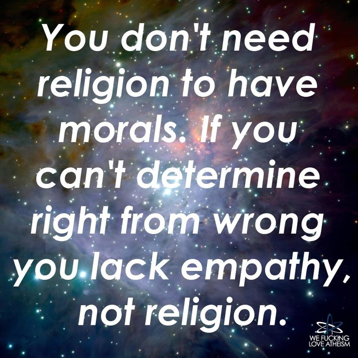 Vs Compassion And Religion Empathy Quotes