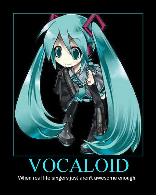 Vocaloid Motivational Posters | Recent Photos The Commons Getty Collection Galleries World Map App ...