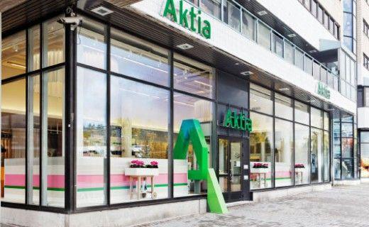 Sisustusarkkitehtitoimisto dSign Vertti Kivi & Co. Aktia