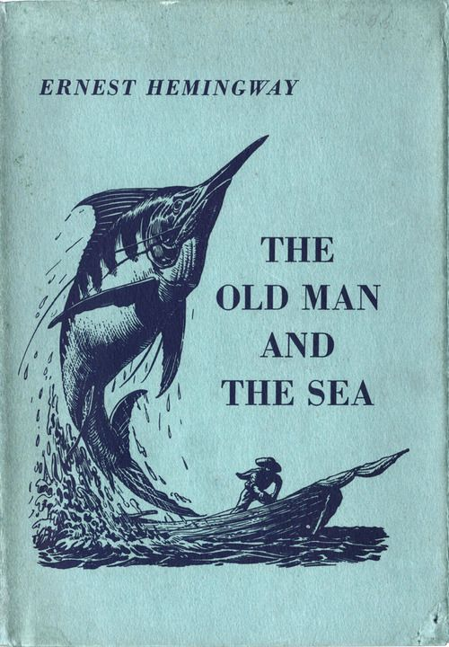 The Old Man and the Sea by Ernest Hemingway. Heartbreaking and beautiful. The part about DiMaggio and his bone spurs is funny.