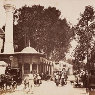 ŞEHZADEBAŞI ISTANBUL TURKEY