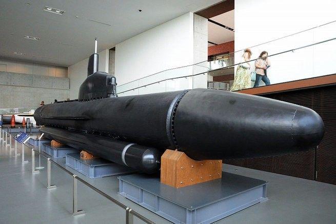 «Морской дракон»: как работали японские подлодки-камикадзе ...