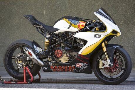 Special Ducati ST3 by B-rad