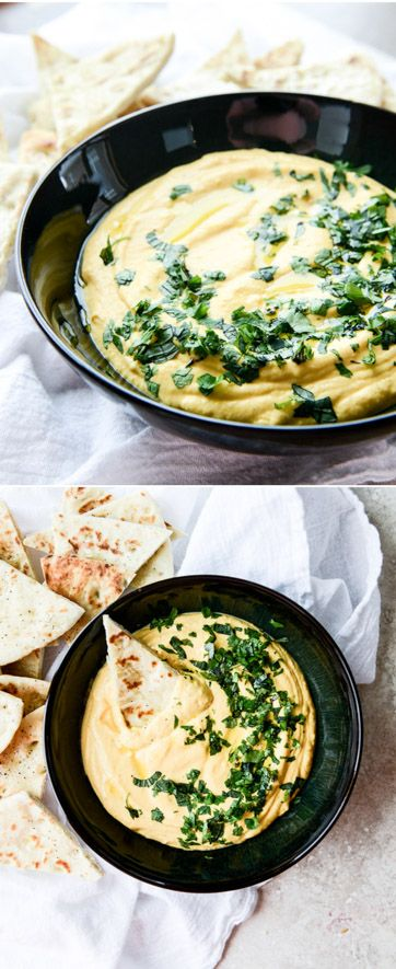BUTTERNUT SQUASH GOAT CHEESE DIP - make it this weekend! I howsweeteats.com