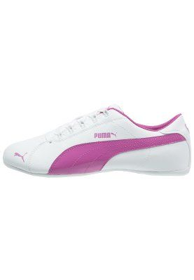 JANINE DANCE II - Sneakers basse - white/meadow mauve