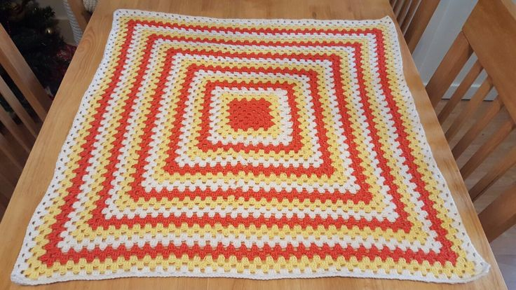 My 1st Ever Baby Blanket