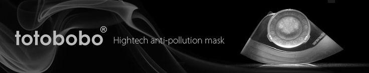 TOTOBOBO mask, most advanced respiratory protection