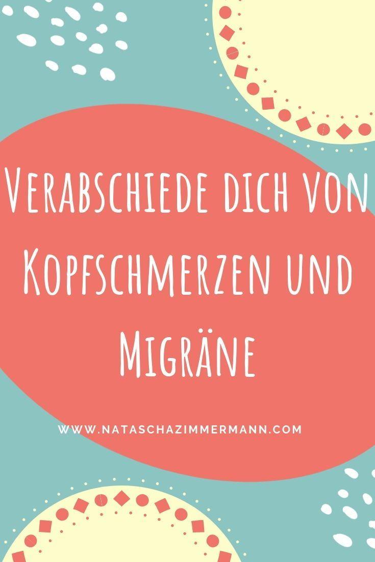 Verabschiede dich von Kopfschmerzen und Migräne..