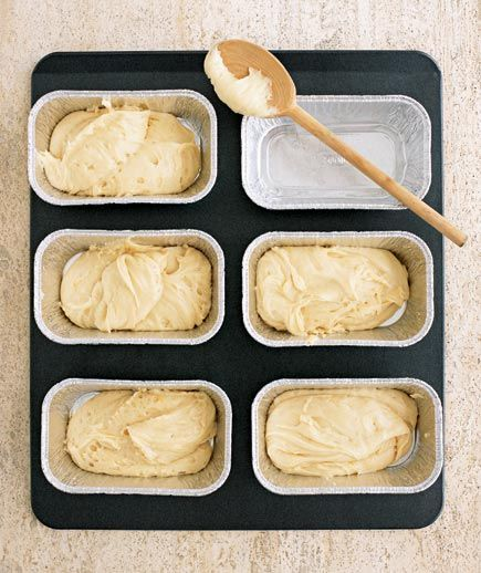 Lemon Pound Cake Recipe: Bake a batch of these lovely mini-loaves and share with friends; they're the perfect size for gifting.