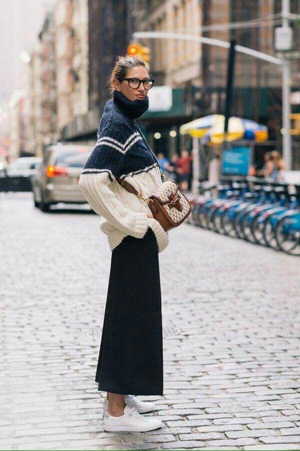 that sweater tho,.....Jenna Lyons