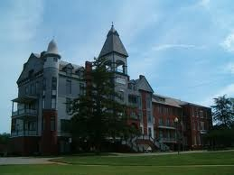 """Cuthbert Georgia """"Old Main"""" Andrew College!!"""