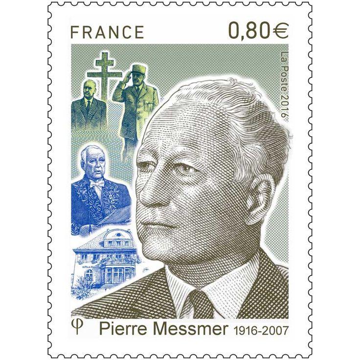 2016 Pierre Messmer 1916-2007