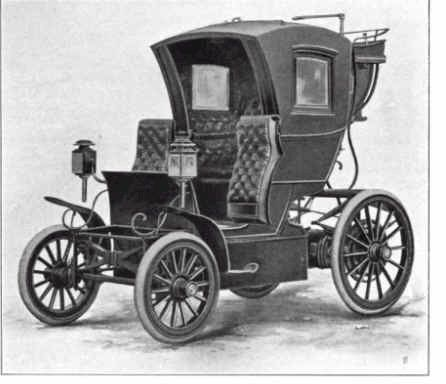1907 general landau auomobile general vehicle company for Motor vehicle long island