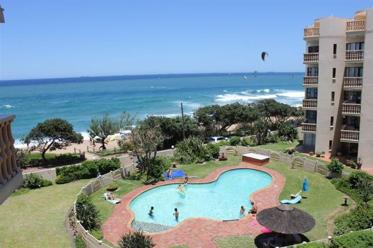 Cabana 5 - Cabana 5 is a two-bedroom, self-catering apartment located in the Umdloti Cabanas complex, on the beachfront in beautiful Umdloti Beach.   We accommodate a maximum of four guests in two bedrooms, one with ... #weekendgetaways #durban #southafrica