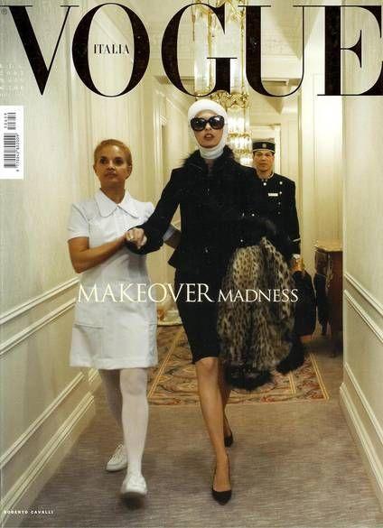 Aficionado: Franca Sozzani, fashion editor - Telegraph