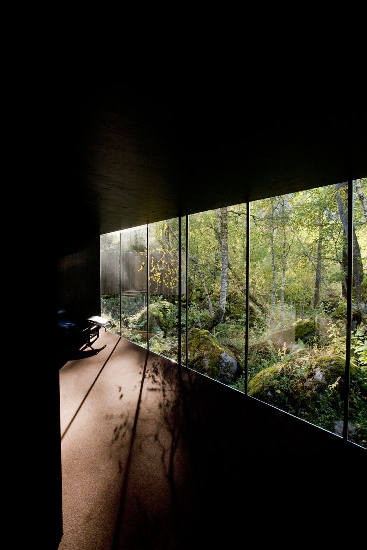 Juvet Landscape Hotel. Norway. JSA