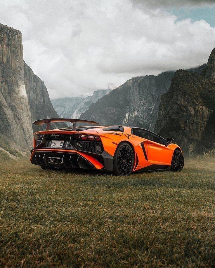 Lamborghini Aventador Svj Lamborghiniaventador Lamborghini