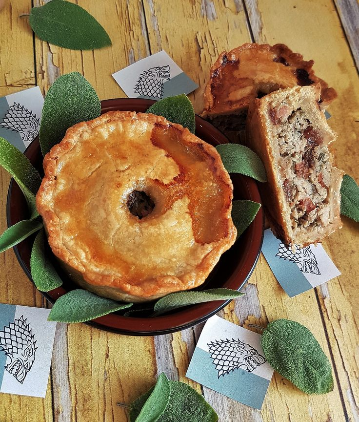 Hot Pies browned butter pies from Game of Thrones