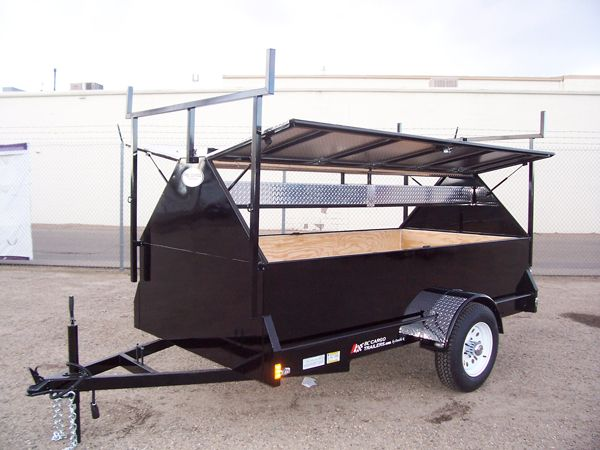 482 best bitchin 39 trailers images on pinterest adventure for Fishing kayak trailer